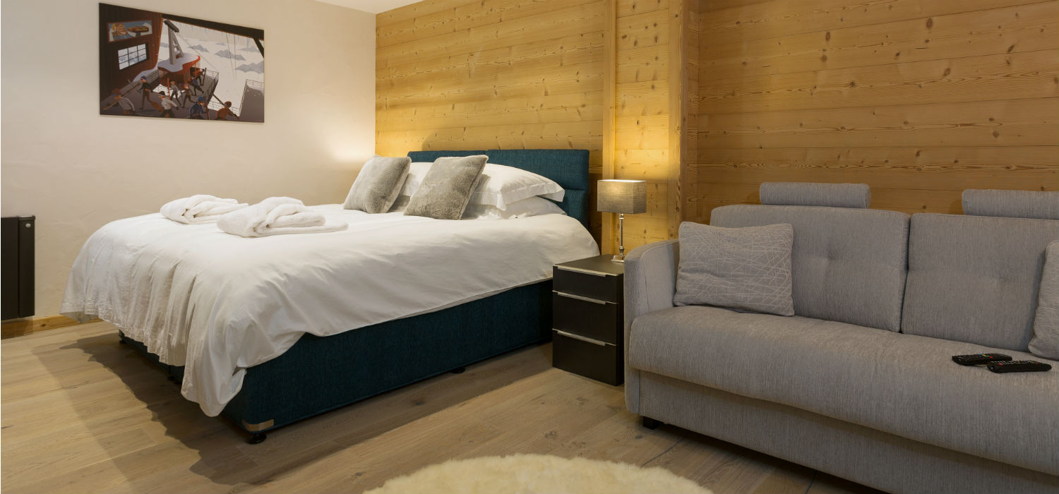 Luxury Apartments in Morzine, More Mountain