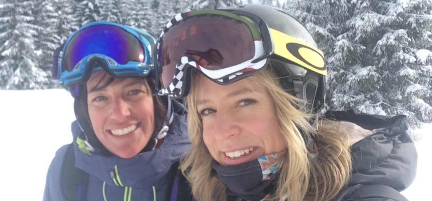 Snowboard lessons in Morzine