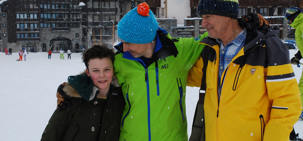 9 Reasons to go on a Multi-Generational Winter Holiday
