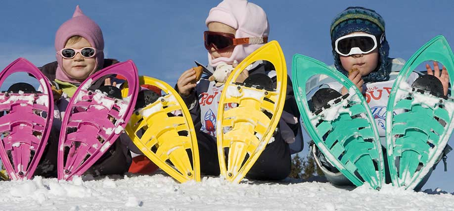 Winter Childcare in Morzine