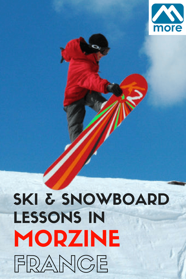 Whether you're a beginner, it's always good to have some expert instruction. Here are some tips on ski and snowboard lessons in France.