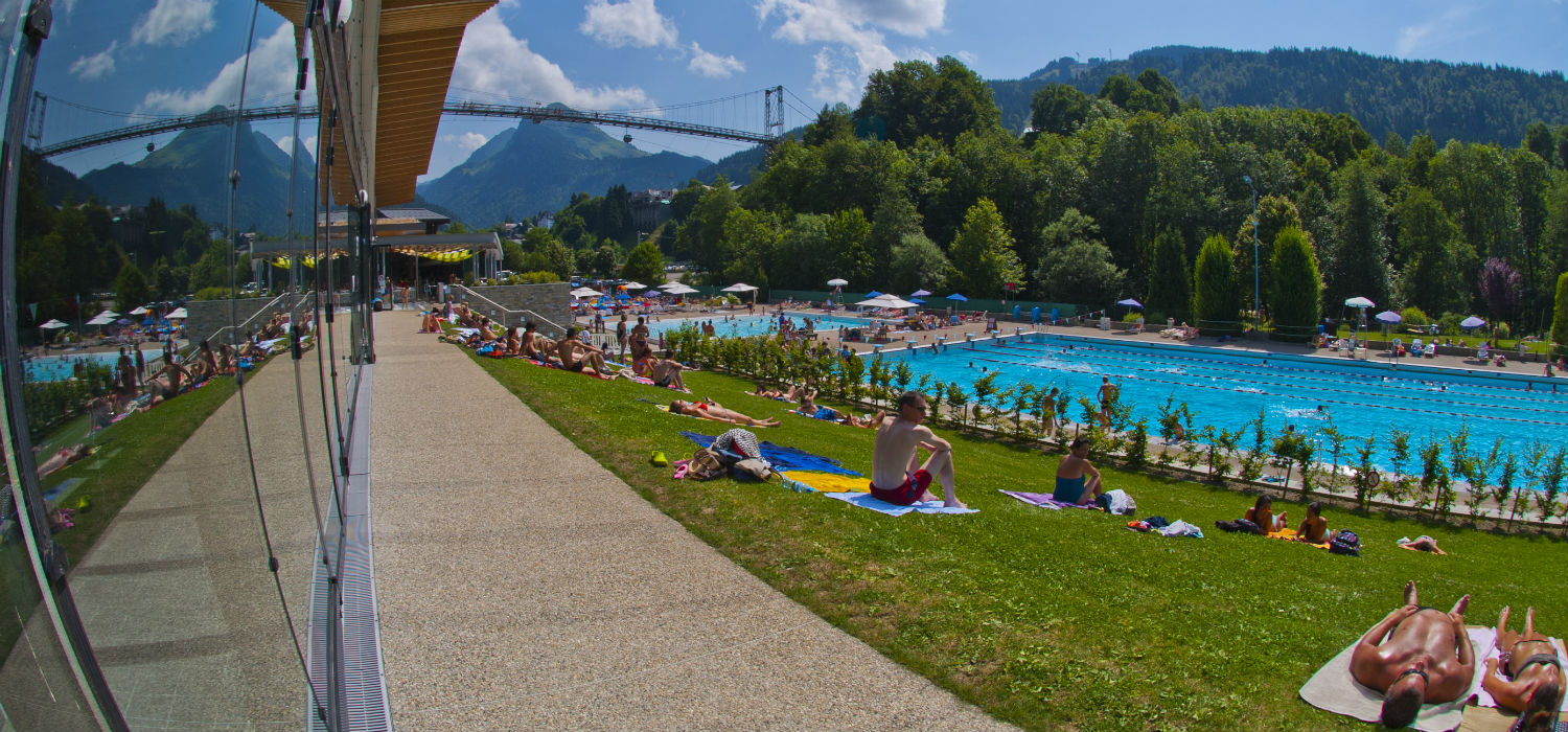Forget the Snow : What Is Summer in the Alps Like?