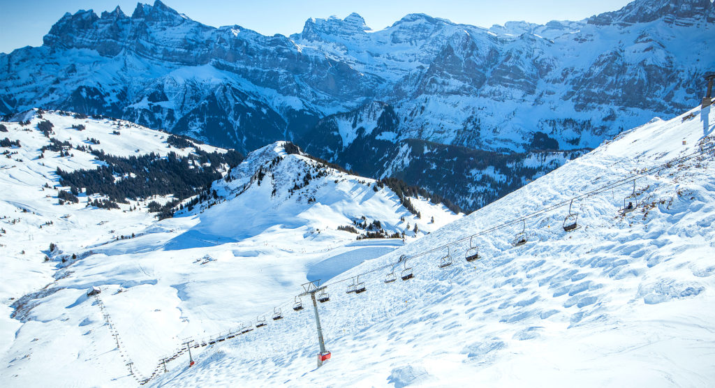 Morzine for advanced skiers and snowboarders